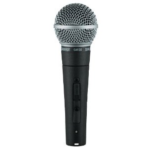 SHURE()  SM-58SE